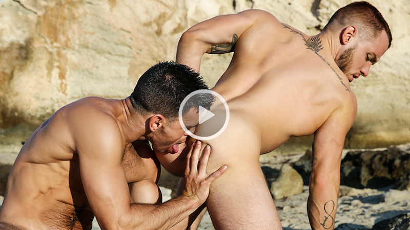 Pirates : A Gay XXX Parody Part 2 video