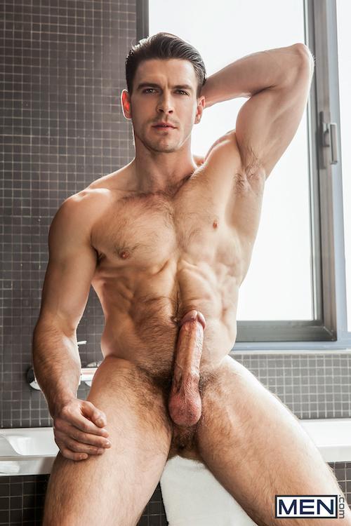 Image of gay porn star Paddy O'Brian