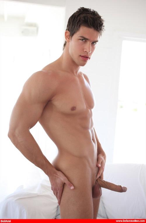 Gay porn star Kris Evans