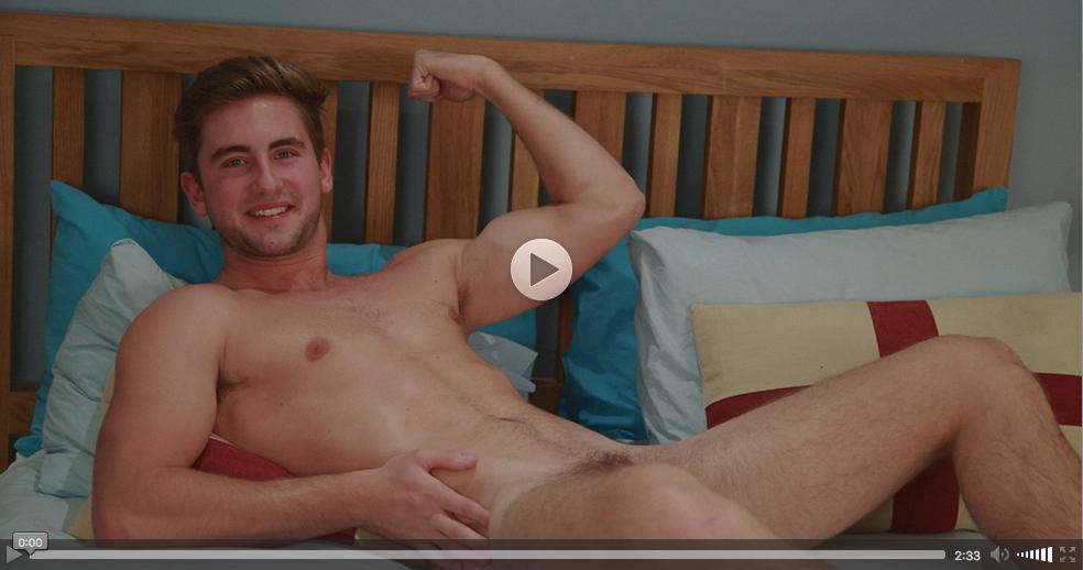 Uncut straight boy wanking on video at Englishlads