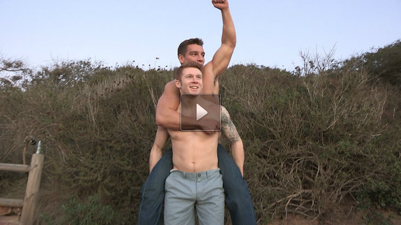 Bareback jocks on video at seancody