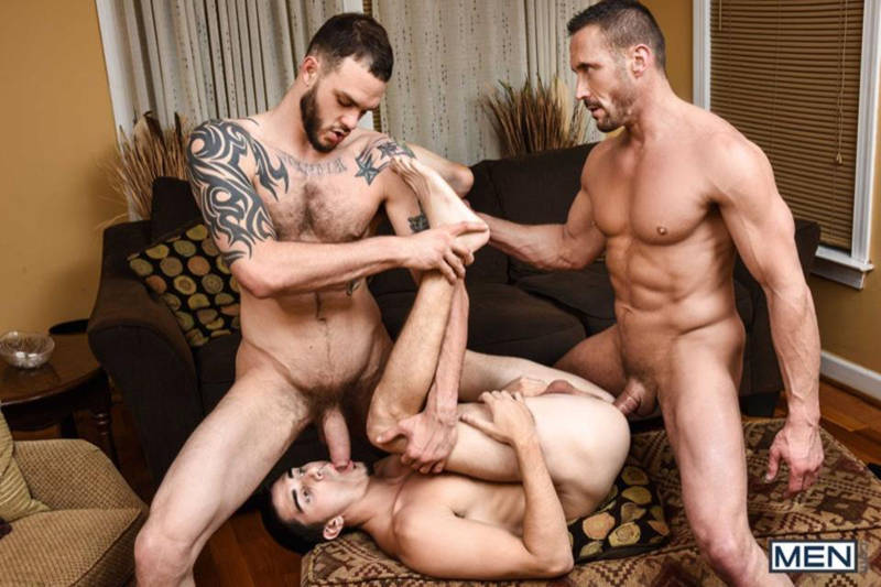 Coffee Time Cliff Jensen, Damien Kyle, Myles Landon