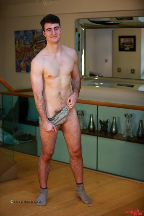 Gay porn star William Harrison